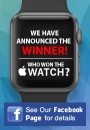 WIN AN APPLE WATCH