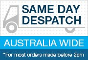 Same Day Despatch Australia Wide