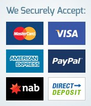 We Securely Accepts