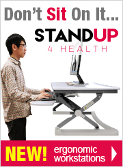 Sit Stand & standup desks
