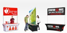 Copy of 2 in 1 Portable Exhibition Kits