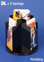 Desktop Brochure Display