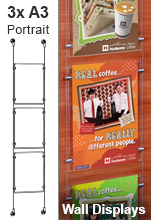 Suspended Posters Kit