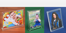 Acrylic Magnetic Frames