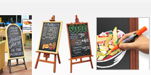 Easel Menu Boards
