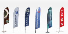 Feather Event Banners
