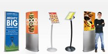Free Standing Light Boxes