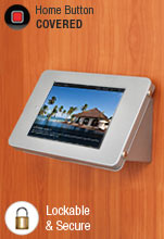 iPad Mounts - Silver