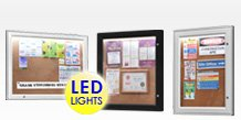 LED Noticeboards