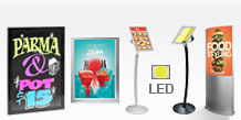 LED Lightboxes