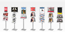 Leaflet & Poster Displays