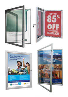 Outdoor Signage Wide Range Of Stands Posters Slimline Warehouse