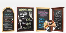 Menu Chalkboards