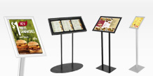 Menu Stands for Restaurants
