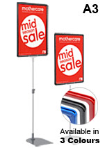 Retail Store Signs - Adjustable Height