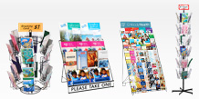 Postcard & Greeting Card Displays