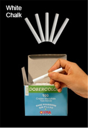 White Chalk Sticks