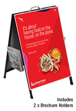 Custom Sandwich Board