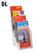 Multi Pocket Literature Holders