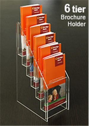 DL Brochure Dispenser