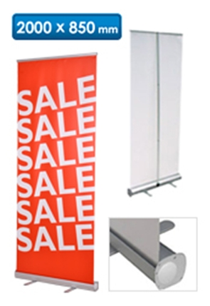SALE Rollup Banners