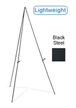 Easel  with Telescopic Legs