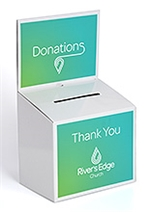 Custom Donation Boxes