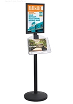 Sign Frame Stand