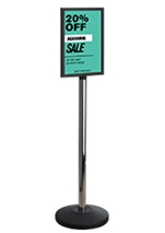 Stand Up Sign Holders