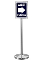 A3 Sign Holder Stand