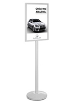 A2 Pedestal Sign Holder