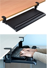 Attachable Keyboard Tray for Desk