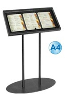 Menu Stands – Many Styles for A2 – A4 Posters! ¦ Slimline ...