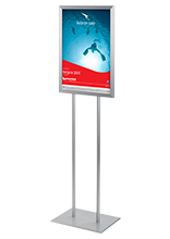 Budget A2 Poster Stand