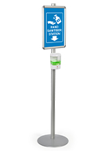 Auto Sanitiser Dispenser Stand
