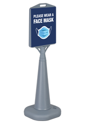 Outdoor Sign Holder Stand