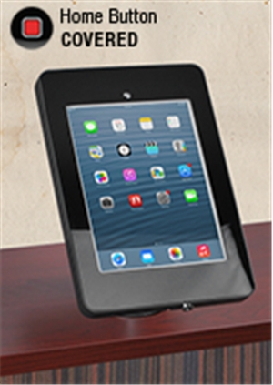 Black iPad Holders