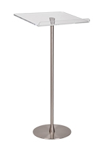 Lucite Lectern