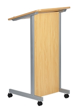 Rolling Lectern
