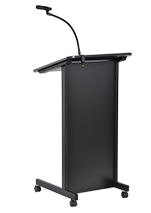 Lectern with Mic Holder