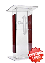 Custom Church Podiums