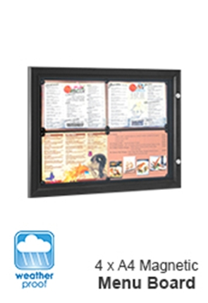 Lockable Noticeboard