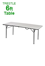 Folding Table - 1.8m Long
