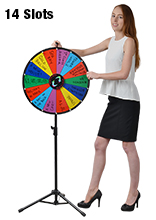 60cm Dry Erase Wheel of Fortune