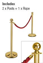 Red Carpet Stanchion