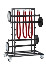 Stanchion Storage Cart