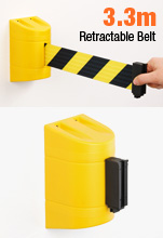 Retractable Barrier Tape