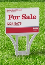 Real Estate Agent Yard Signs
