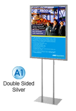 Budget A1 Poster Stand