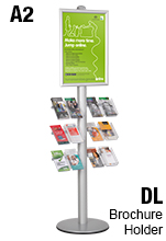 Display Holders for Brochures